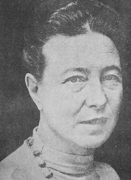 Simone de Beauvoir frases feministas