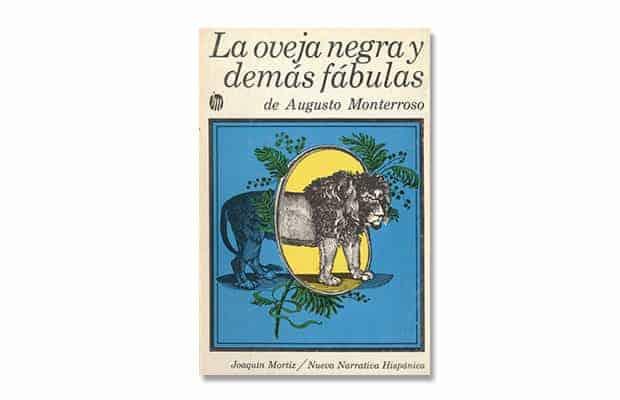 Augusto Monterroso, La oveja negra y demás fábula