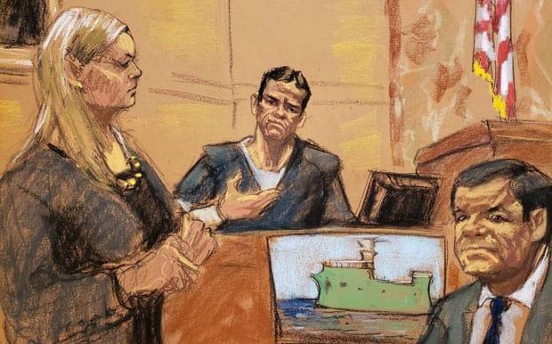 fin del juicio del Chapo Guzmán