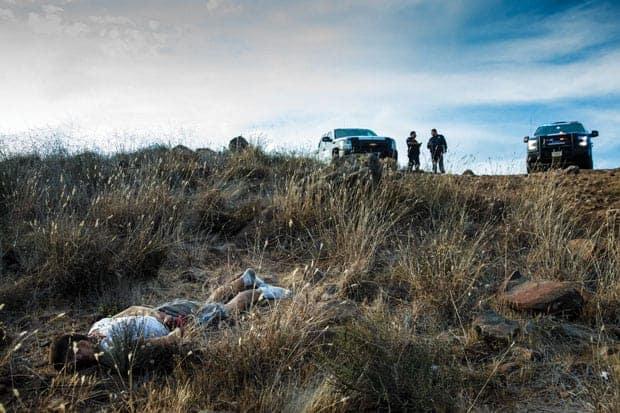 cifras de la violencia en Tijuana