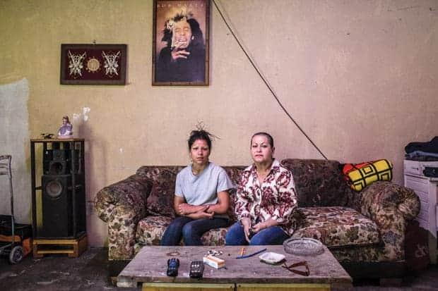 Crónica de la violencia en Tijuana México