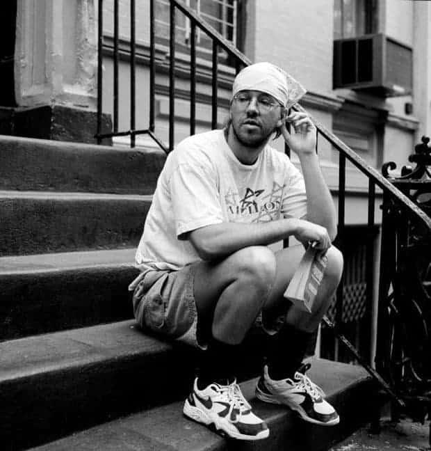 David Foster Wallace East Village, Nueva York