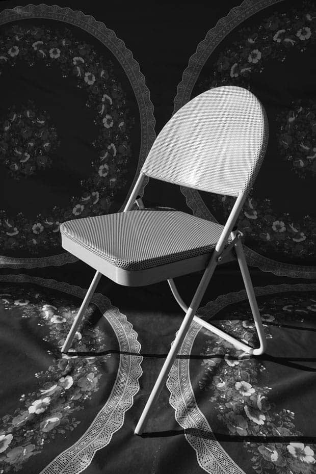 diseñador italiano Matteo Guarnaccia silla corona