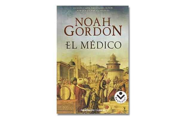 novelas históricas el médico recomendaciones