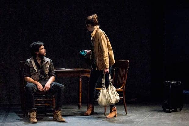 Obra de teatro El Río, Enrique Singer