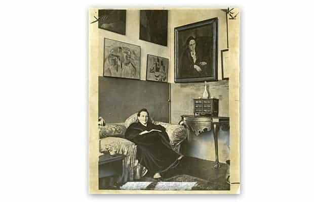 Gertrude Stein Paris