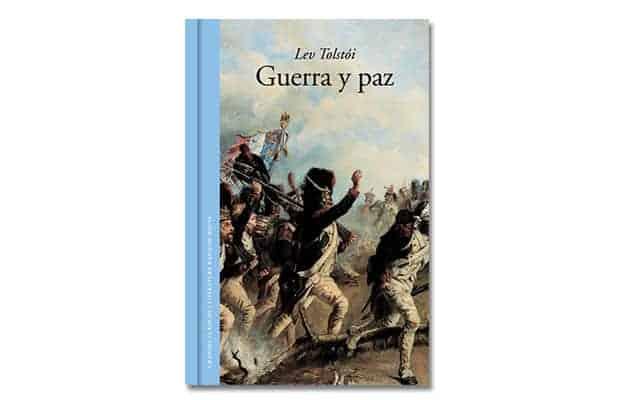 novelas históricas guerra y paz recomendaciones
