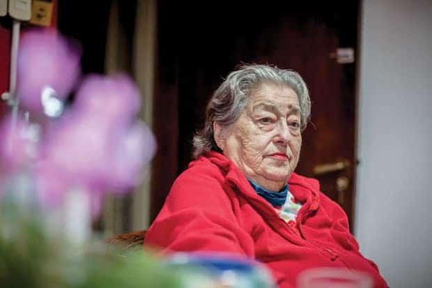 Hebe de Bonafini Madres de Plaza de Mayo lider