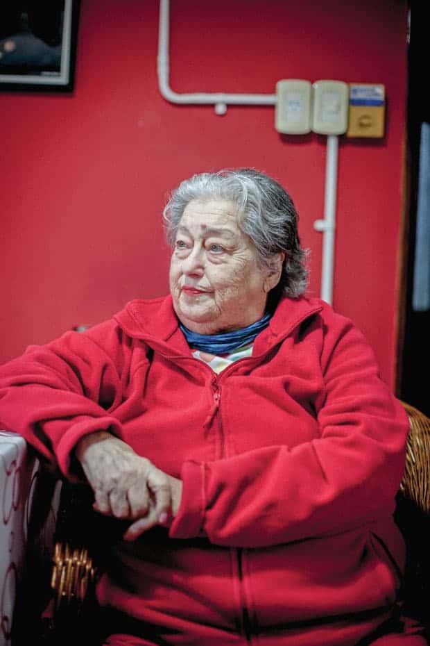 Hebe de Bonafini Madres de Plaza de Mayo biografía