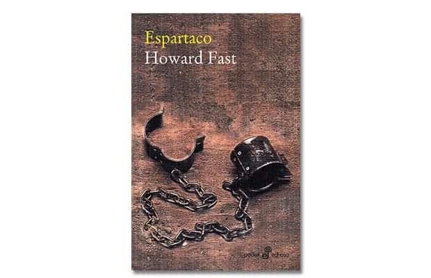 novelas históricas espartaco recomendaciones