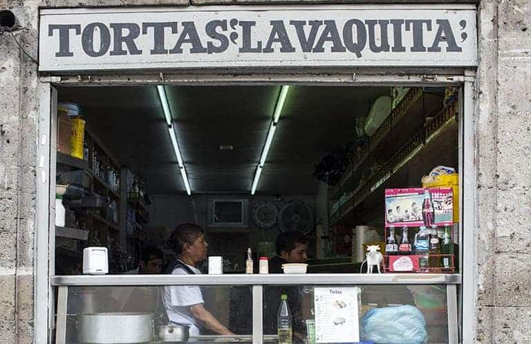Cantinas Carlos Monsiváis, la vaquita