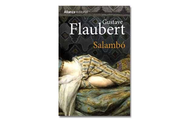 novelas históricas salambó recomendaciones
