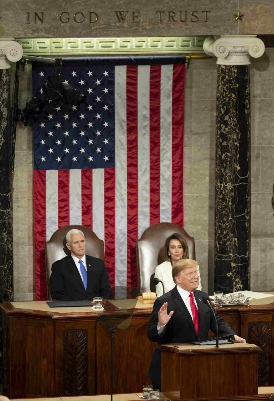 State of the Union 2019, 2