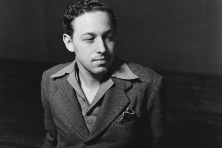 Tennessee Williams, int1