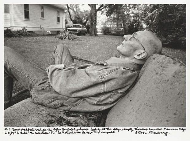 William Burroughs generación beat Kansas
