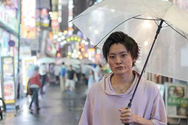 Host Seigo Yuzuki Tokio