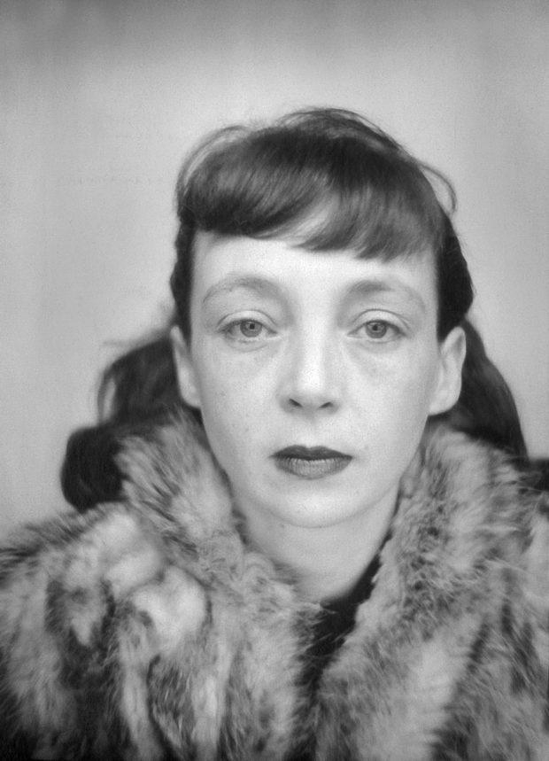 Marguerite Duras retrato