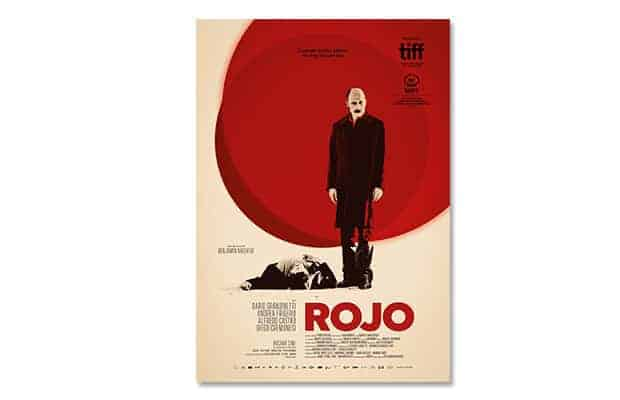 Película Rojo dictadura argentina