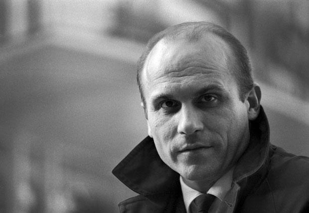 Ryszard Kapuściński periodista
