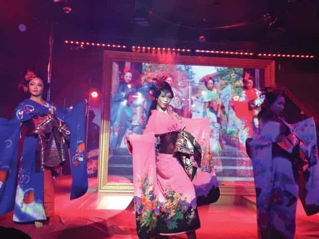 Tantra Night Club Tokio