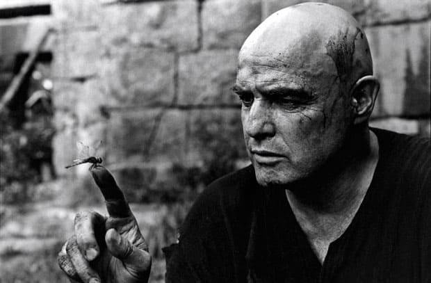 Marlon Brando en Apocalyps Now