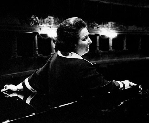 Montserrat Caballé Ópera