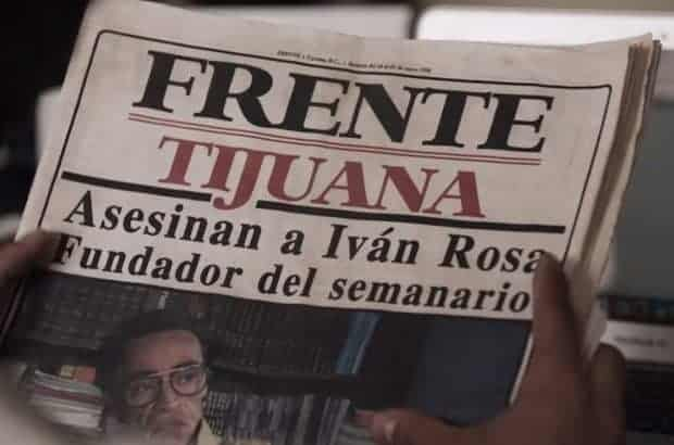 Serie Tijuana