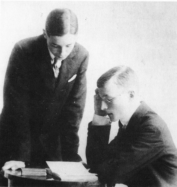 Vladimir y Sergei Nobokov