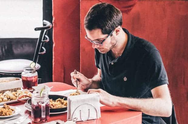restaurantes españoles de la Ciudad de México