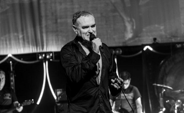 Morrissey en concierto