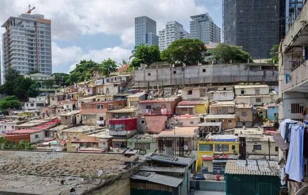 Zona de Santa Fe, Ciudad de México