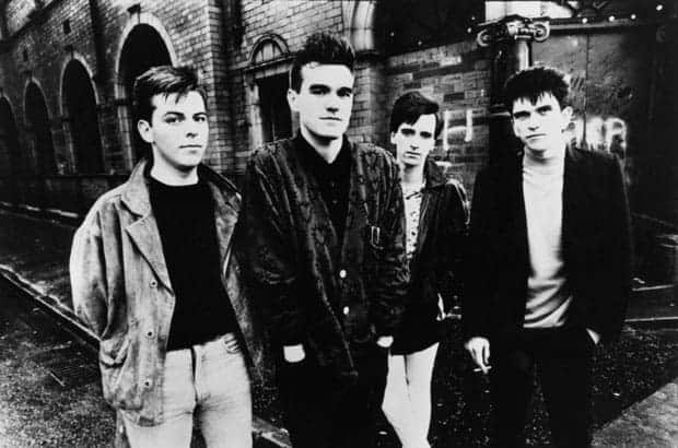 Morrissey y The Smiths