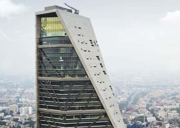 Torre Reforma Benjamin Romano