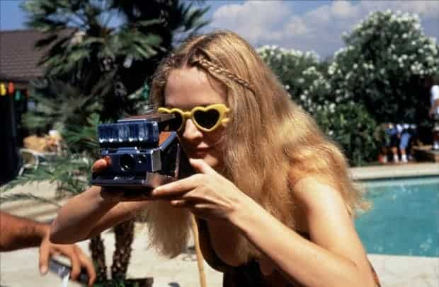 Heather Graham en Boogie Nights (1997) de Paul Thomas Anderson