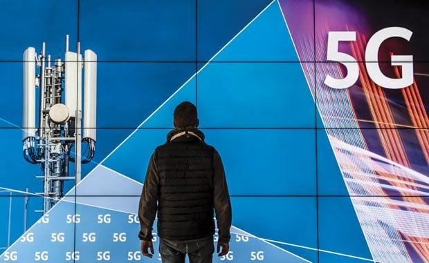 Red mobil 5G tecnología