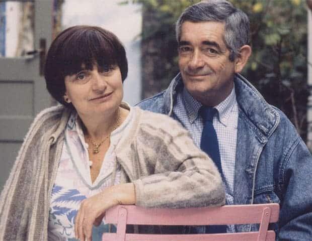 Agnés Varda y Jacques Demy