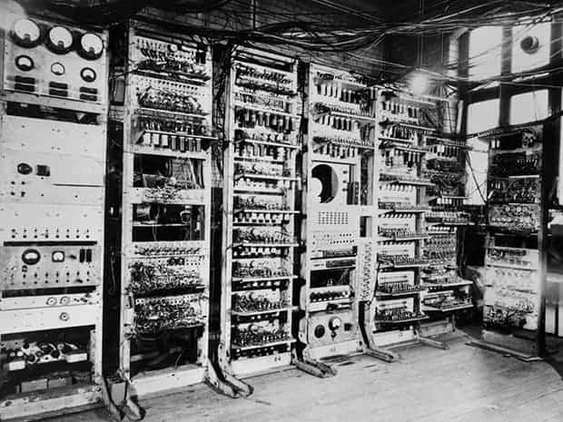 Alan Turing inteligencia artificial