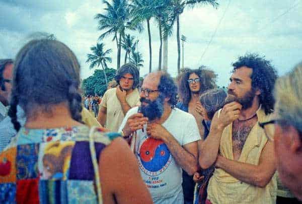 Allen Ginsberg, poeta y activista