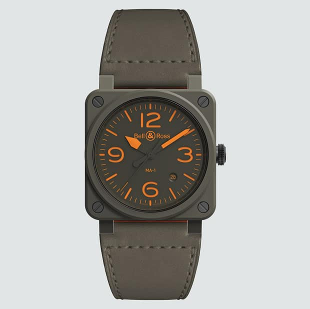 bell and ross relojes