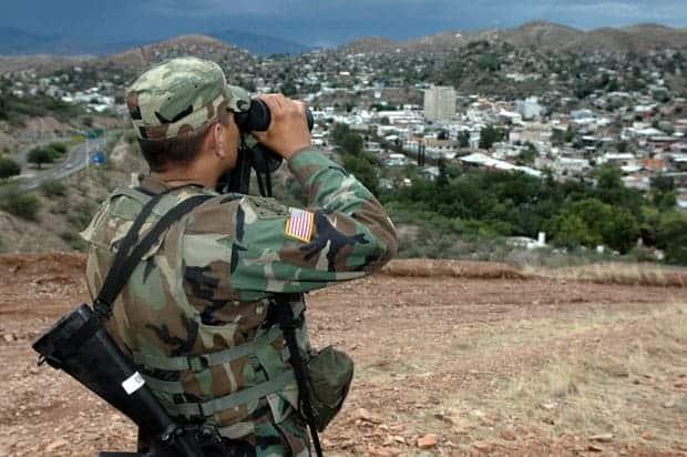 Guardia Nacional Estados Unidos