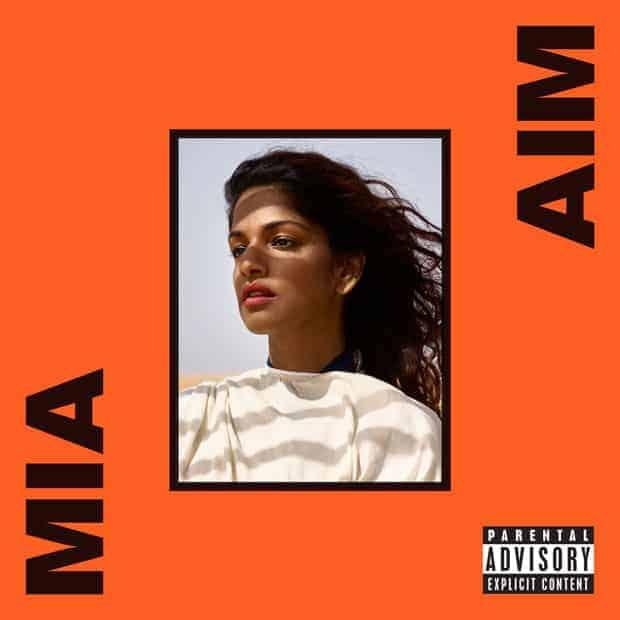 M.I.A. album