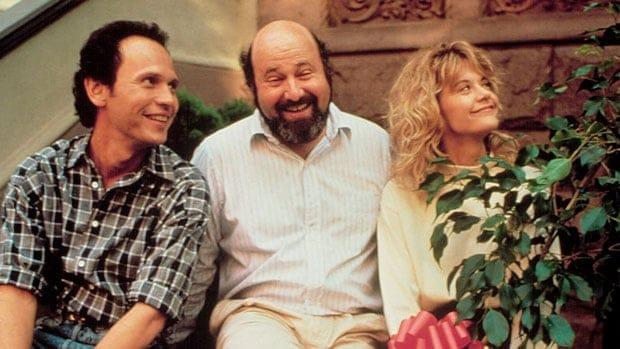 Billy Crystal, Rob Reiner y Meg Ryan