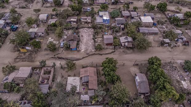 Desplazados en Sinaloa 1