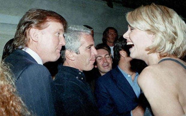 Donald Trump y Jeffrey Epstein