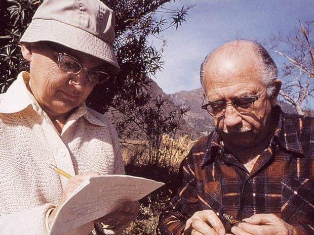 Frederick y Nora Urquhart mariposa monarca