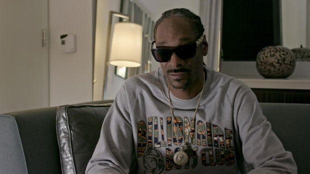 Snoop Dogg en la temporada 3 de Hip Hop Evolution