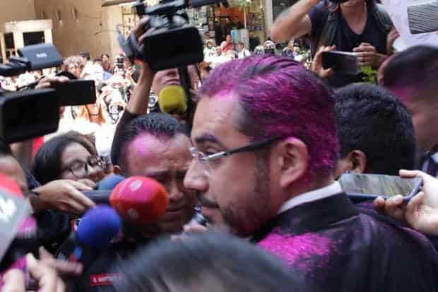 Jesús Orta Martínez, Secretario de Seguridad Ciudadana