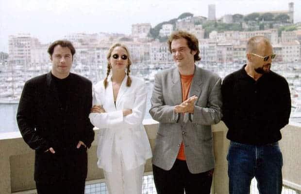 Pulp Fiction en Cannes