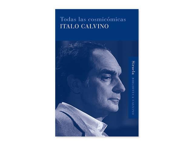 Todas las cosmicómicas de Italo Calvino