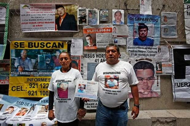 Desaparecidos Ayotzinapa